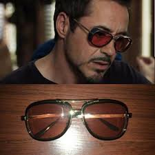 Tony Stark sunglasses edith