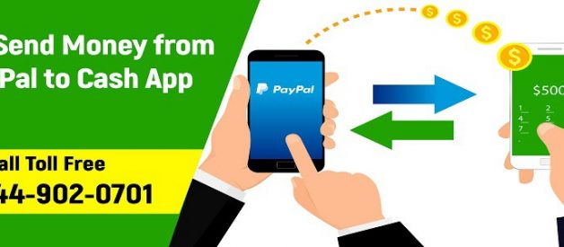 Can I Send Money From Paypal To Cash App