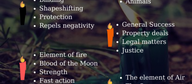 Candle Color Meaning In Witchcraft: Detail Guide For Beginners