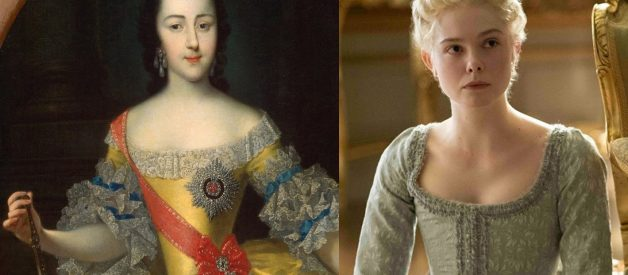 Catherine the Great —A Horse, a Movie and the Facts