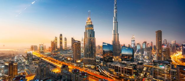 Cityscape Photography as Art. What the UAE's Cityscapes show us.