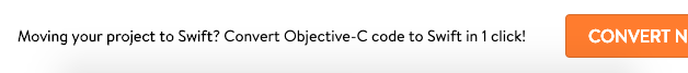 Comparative advantage of Objective-C: