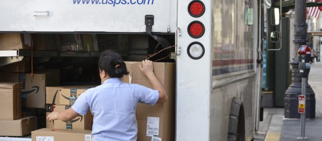 """Confessions of a U.S. Postal Worker: """"We deliver Amazon packages until we drop dead."""""""