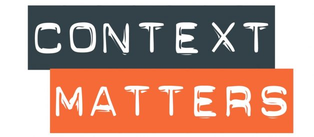 Content vs Context: What's More Important