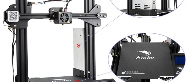 Creality Ender 3 — the Chevy of 3D printers?