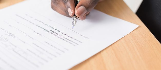 Create a digital signature to sign PDF documents on your Mac