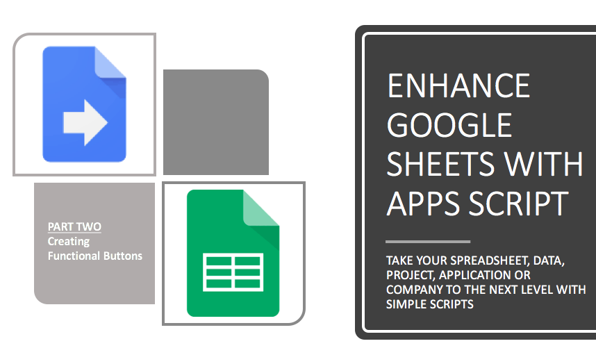 Create a Clickable Button in Google Sheets