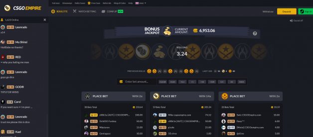 CSGOEmpire Referral Code 2020