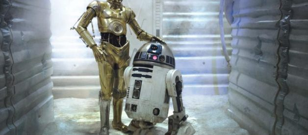 Debunking The Mandela Effect pt2 — The Curious Case of C-3PO's Silver Leg.