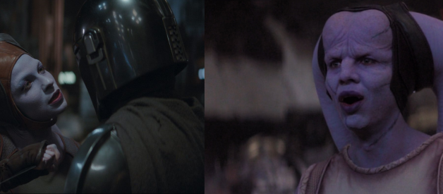 Did 'The Mandalorian' Just Debut the First Trans Character in Star Wars?