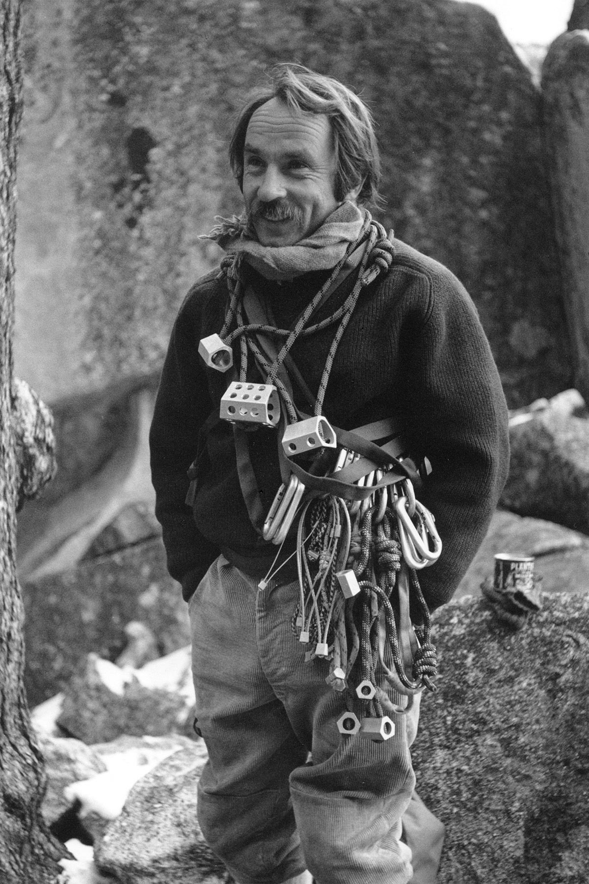 Image of Patagonia founder Yvon Chouinard