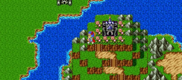 Dragon Quest 1 Nintendo Switch Review