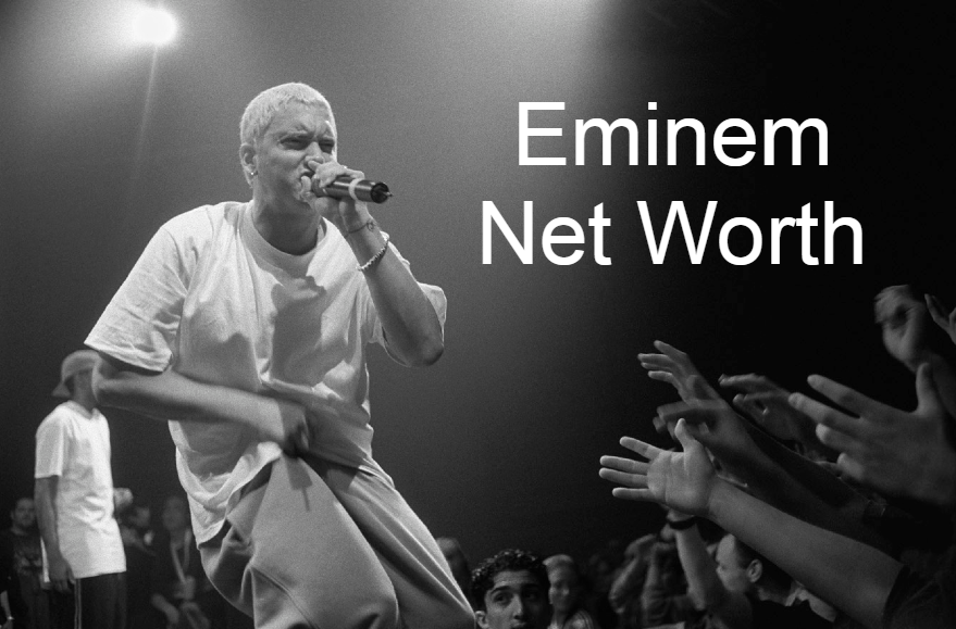 Eminem?s net worth is $210 million