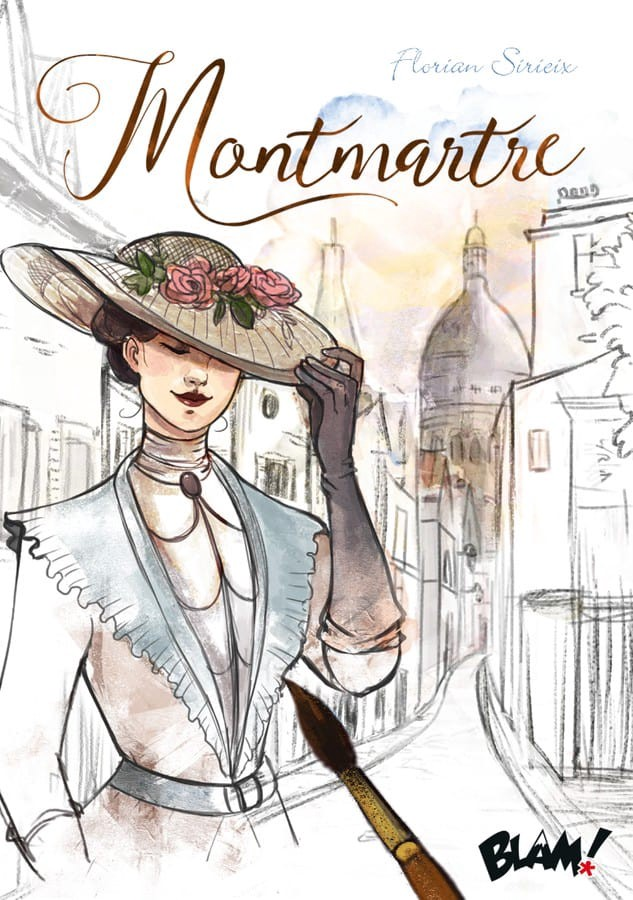 Montmartre cover