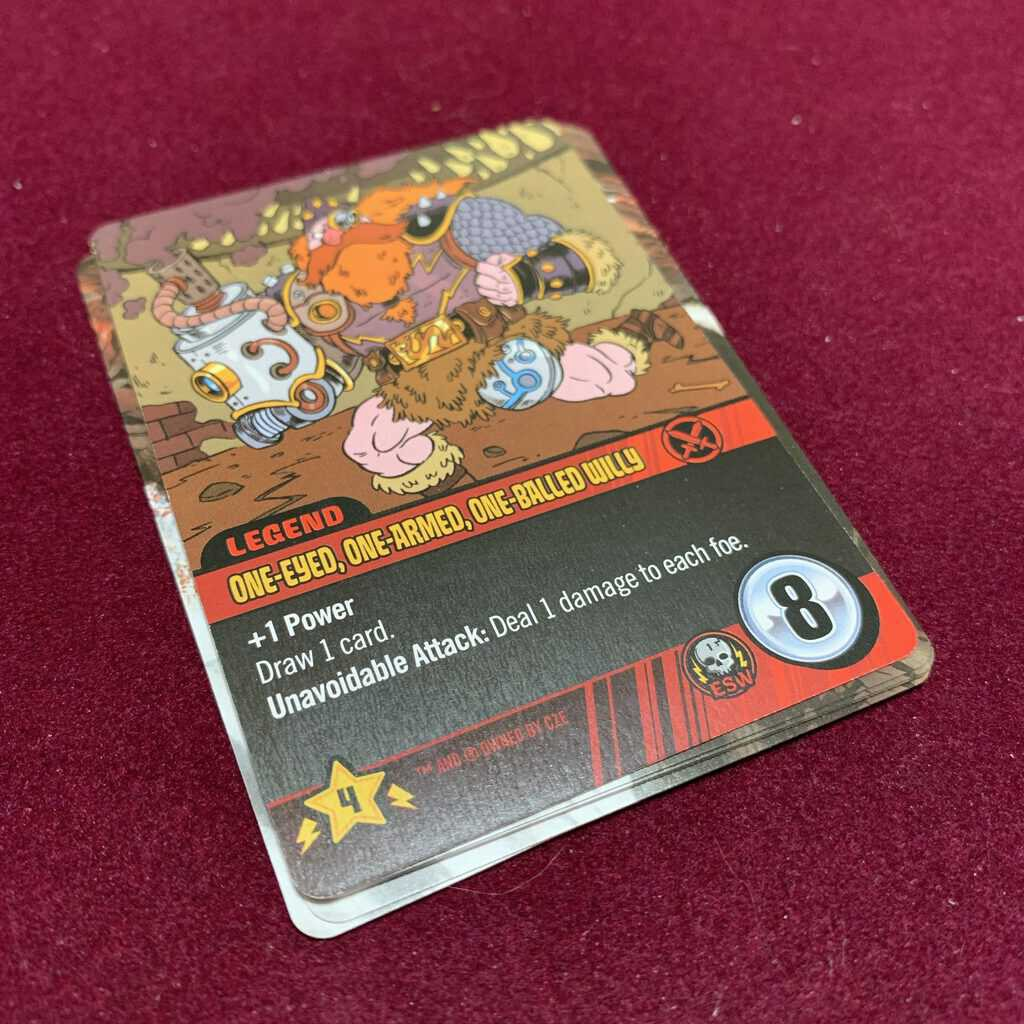 Epic Spell Wars of the Battle Wizards: ANNIHILAGEDDON Deck-Building Game - Cryptozoic Entertainment - Review 10