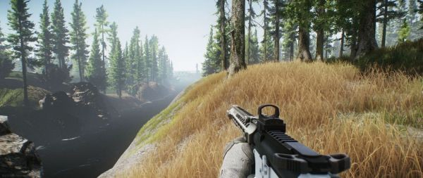 Escape from Tarkov Shoreline Map PMC Playstyle