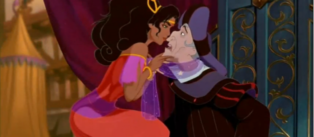 Esmeralda and Sexualization