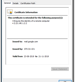 Export & Download — SSL Certificate from Server (Site URL)
