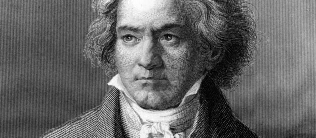 Five Facts You Probably Didn't Know About Beethoven