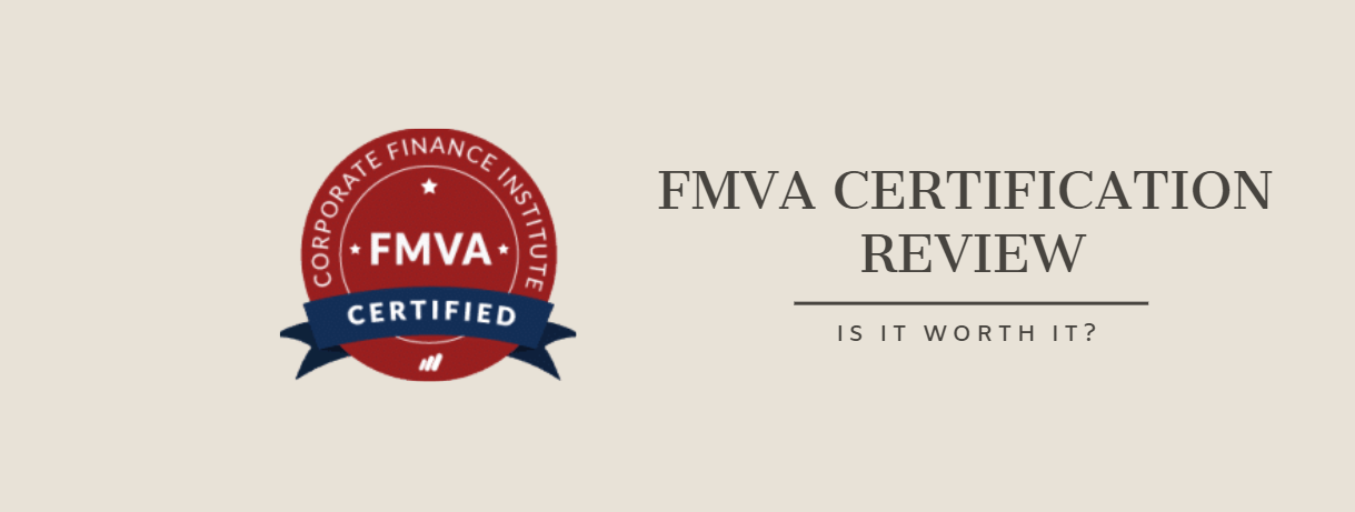 Is the fmva certification worth it? FMVA Review