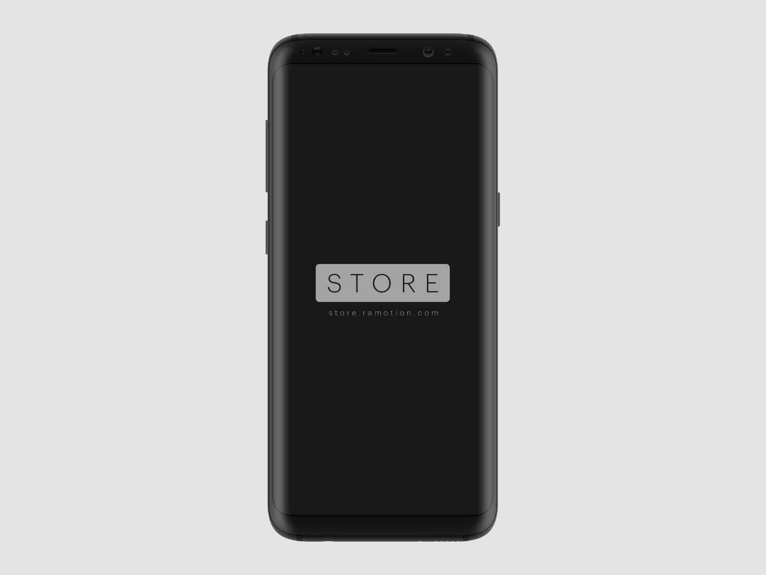 android sketch mockup