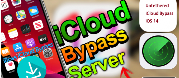 FREE Untethered iCloud Bypass iOS 14 to 13.6/13.6.1/ 13.6.2 For Windows — MAC Download Links iPhone/iPad/iPod