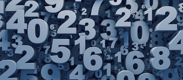 French numbers: Counting from 0 to 1000 in français