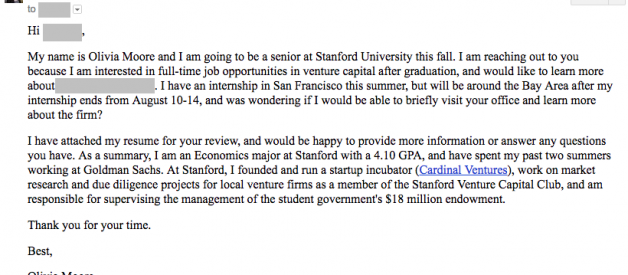 From Cold Email to Internship with Jason Chen