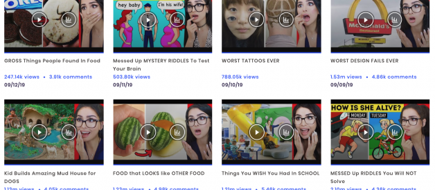Fun Facts About Famous Gaming YouTube Star SSSniperWolf