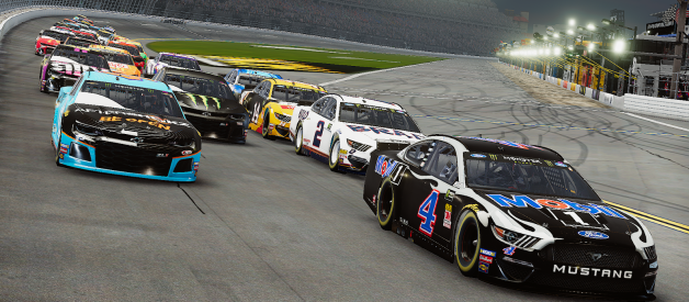 Game Review: NASCAR Heat 4