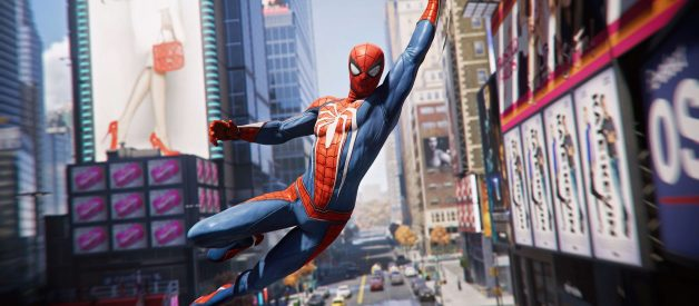 Game Review: Spider-Man PS4