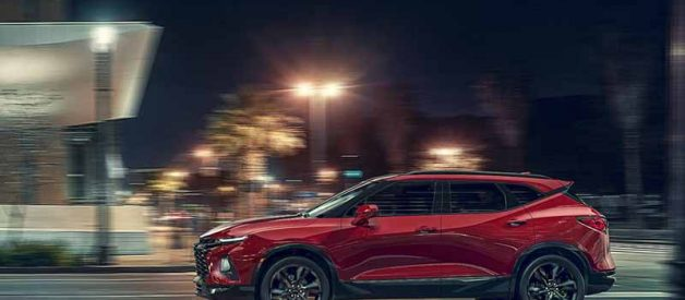GM launches SS version of the 2020 Chevy Blazer