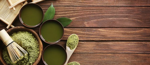 Green Tea Won't Help With Weight Loss