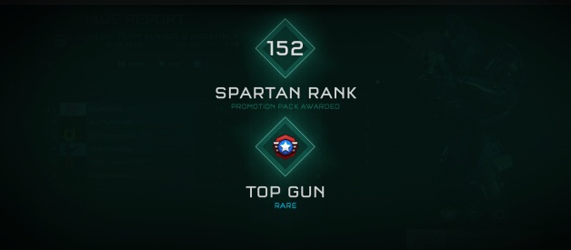 Halo 5 and the Quest for Max Rank