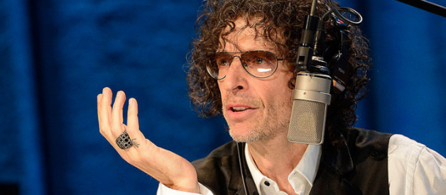 Here are the five greatest Howard Stern interview moments