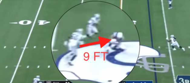 How Dirty Was Vontaze Burfict's Hit On Jack Doyle? A Video Analysis