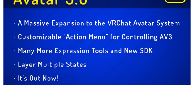 How do I try out Avatars 3.0 and the Action Menu?