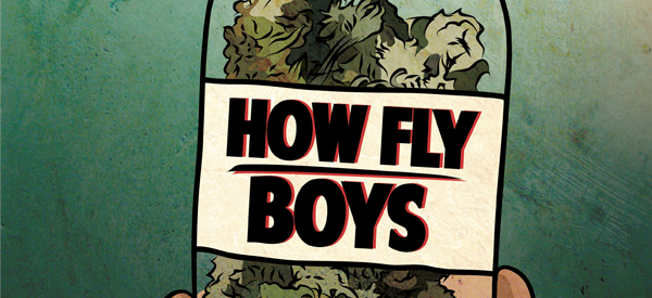 """How Fly Boys: The Unofficial """"EP"""" that Wiz Khalifa, Curren$y & Big Sean did together in Summer 2011…"""