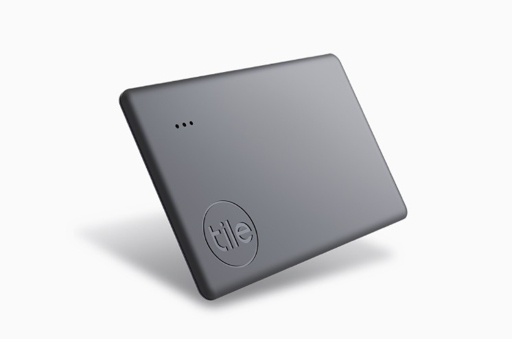 Tile Slim 2020 tracker. Smart wallets with GPS tracking.