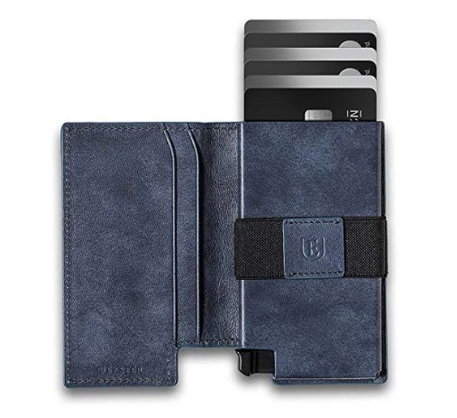 Ekster Parliament smart wallet. Smart wallets with GPS tracking.