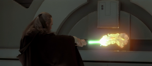 How Hot is a Lightsaber?