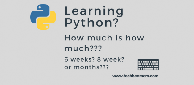 How many days will it take to master Python programming?