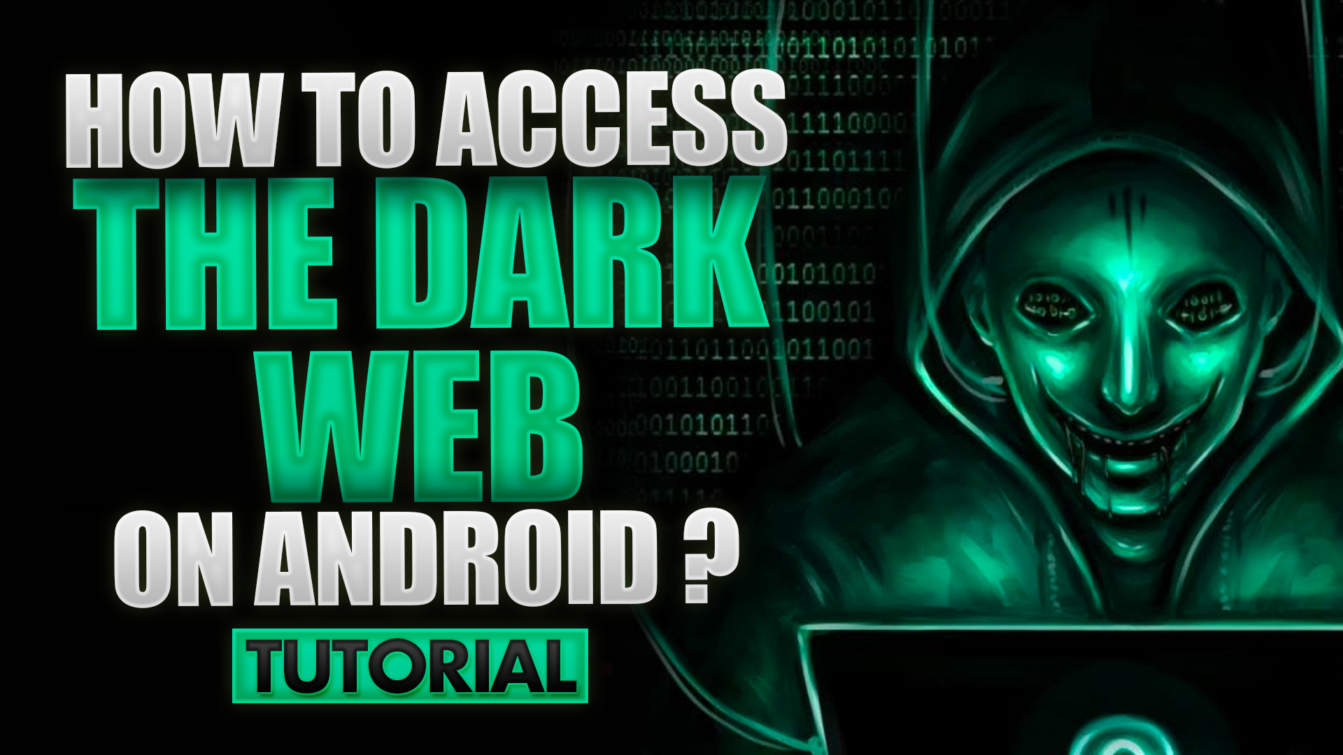 How to access the Dark Web on Android