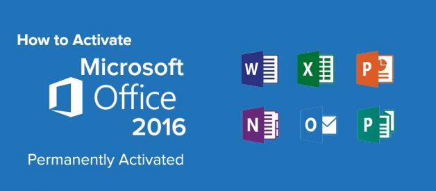 How to Activate Microsoft Office 2016 without Product Key?