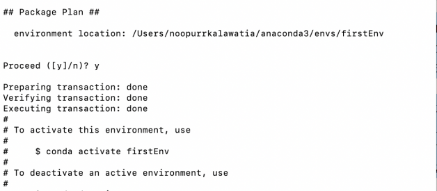 How to add your Conda environment to your jupyter notebook in just 4 steps