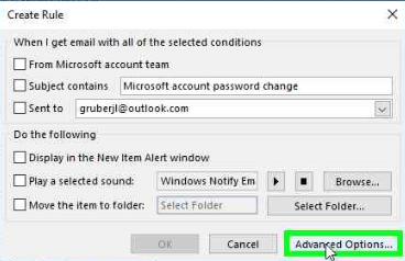 How to Automatically Forward Email from Office 365 to another Email Address