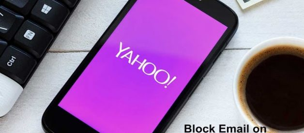 How to Block Emails on Yahoo Mobile