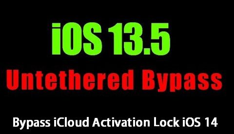 How to Bypass iCloud Activation Lock iOS 14 Public iOS 13.5.1, 13.5 All Betas Via Ra1nUSB 2.0 iCloud Bypass