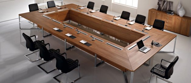 How to Choose the Conference Table — Guide to Size & Shapes
