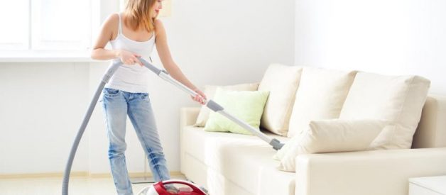 How to Clean a Fabric Sofa Without Professional Cleaning